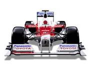 2010 Toyota F1 car up for sale - image 333232