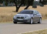2011 BMW 5-Series Sedan - image 334606