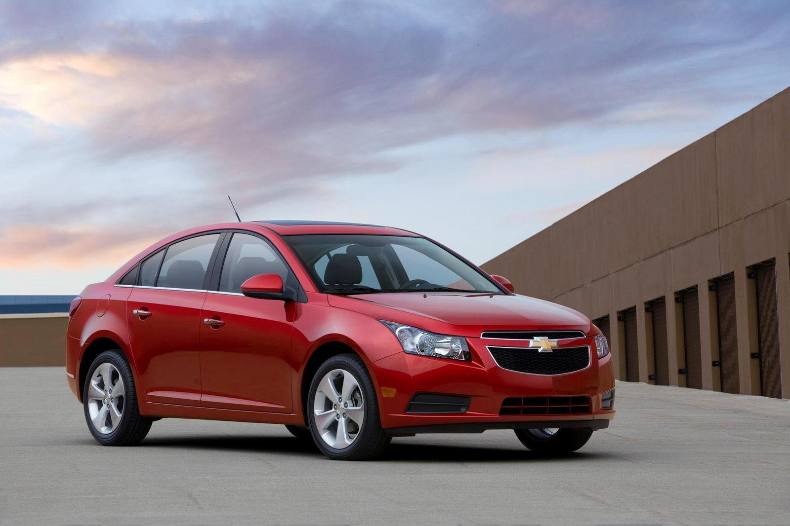 2011 Chevrolet Cruze High Specification