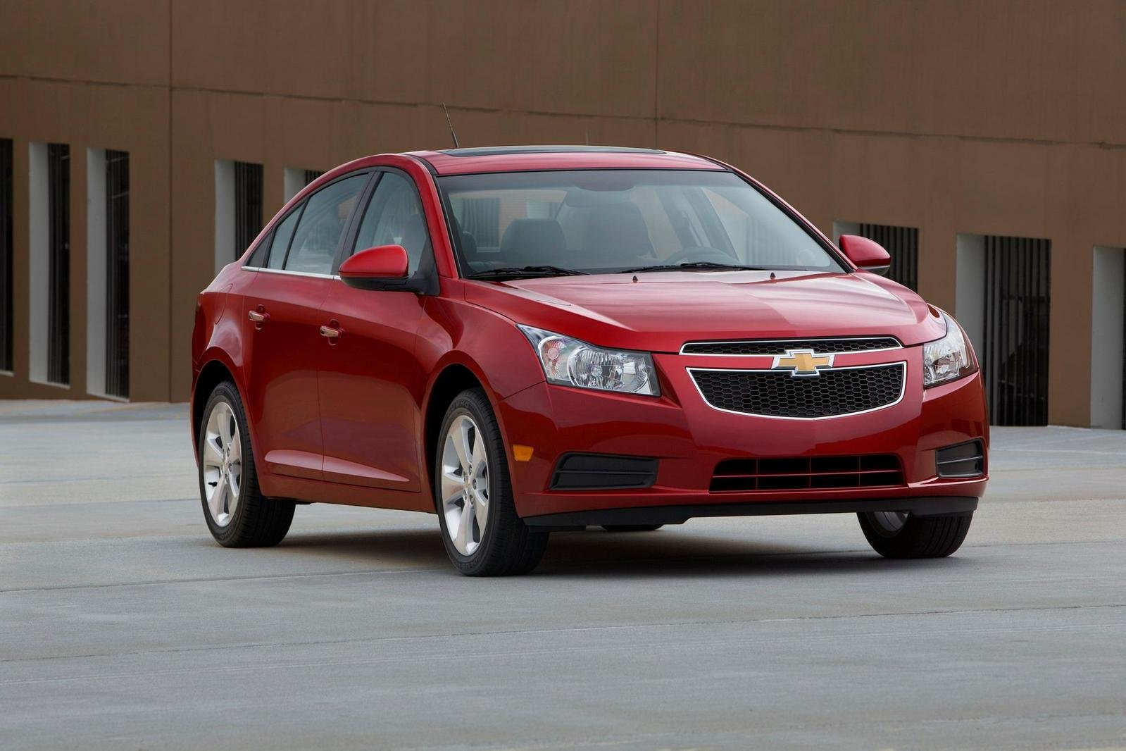 2011 Chevrolet Cruze Review Top Speed
