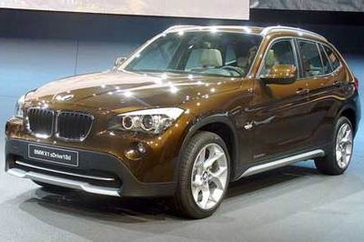 BMW X1 to enter Chinese market in December