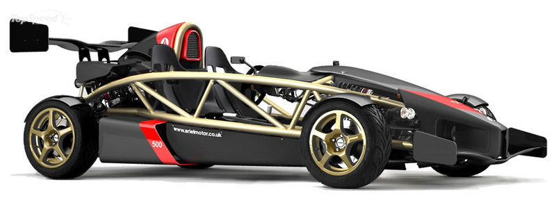 Ariel announces pricing for Atom V8