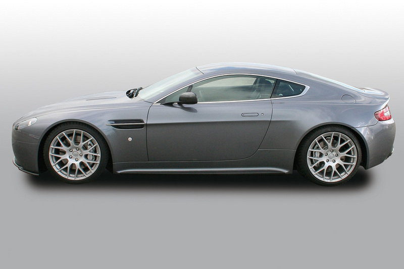 Aston Martin Vantage V8 and DB9 got Cargraphic winter wheels - image 334344