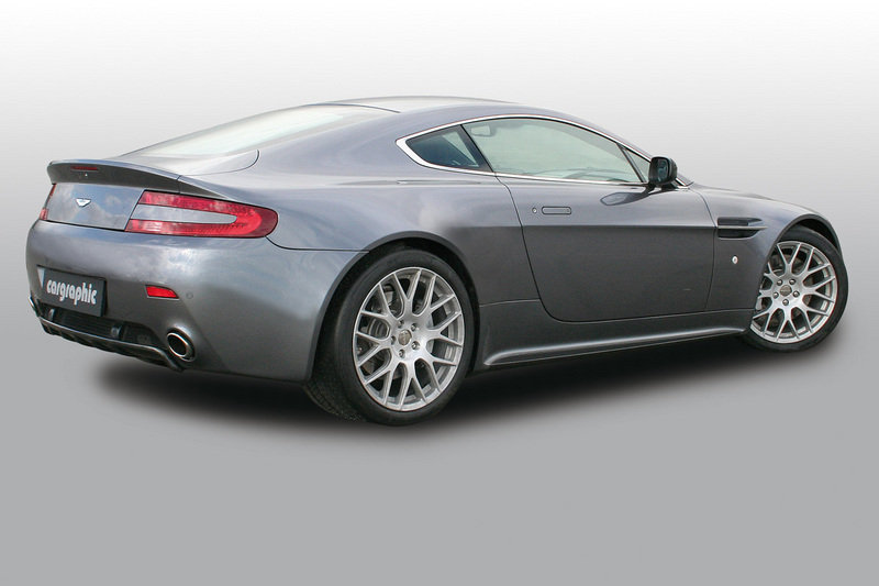 Aston Martin Vantage V8 and DB9 got Cargraphic winter wheels - image 334343