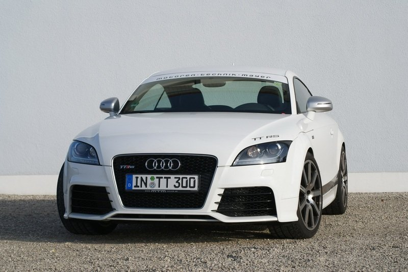Audi TT-RS by MTM - official details revealed