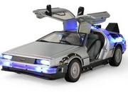 Back to the Future Lights and Sound DeLorean - image 332707