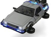 Back to the Future Lights and Sound DeLorean - image 332706