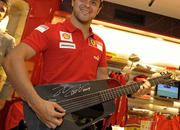 Blackbird ties-up with Ferrari to create carbon fiber travel guitar - image 334170