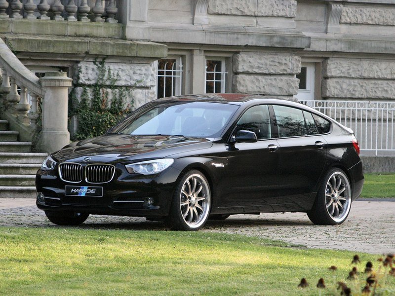 BMW 5-Series GT by Hartge