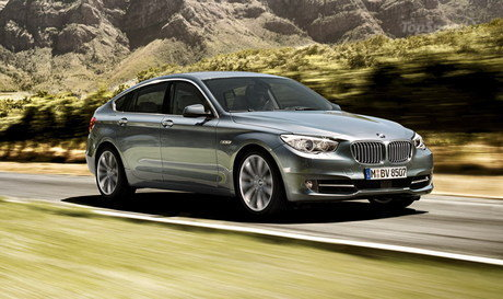 BMW USA announced prices for the 550i GT - the only 5-Series Gran Tursimo