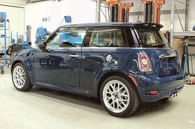 BMW and Rolls-Royce ties up to create 'ultra-luxury' MINI