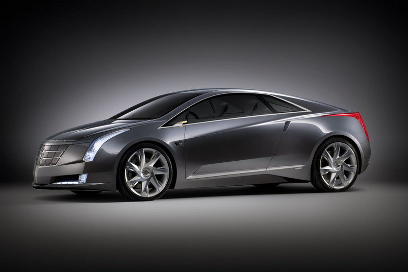 The Cadillac Converj will go into production and hopefully it will stay the same