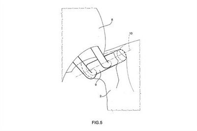 Ferrari files patent on revolutionary new doors - image 334411