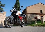 First photos of the new Moto Morini Granpasso 1200 SM - image 331603