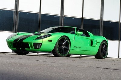 Ford Gt Geiger Hp Top Speed