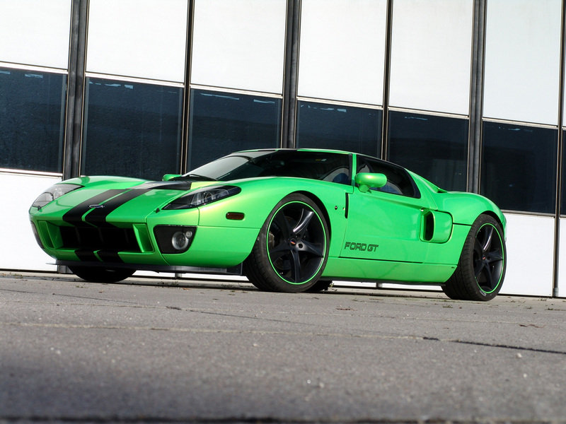"Ford GT ""Geiger HP790"""