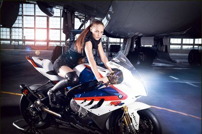Haute Couture makes BMW's S1000RR Superbike look even better [w/video]