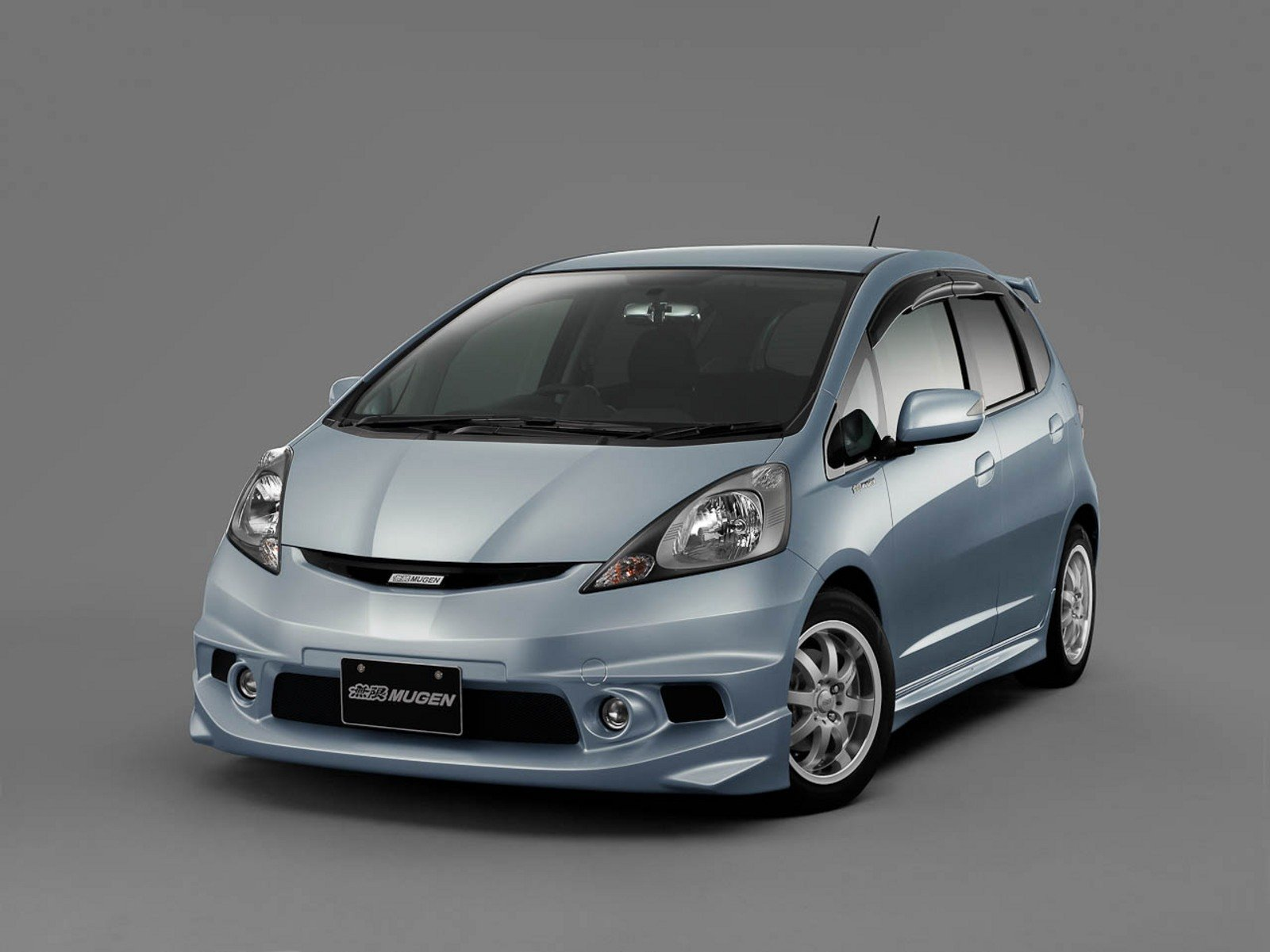 Carbon Fiber License Plate Frame >> Honda Fit By Mugen News - Top Speed