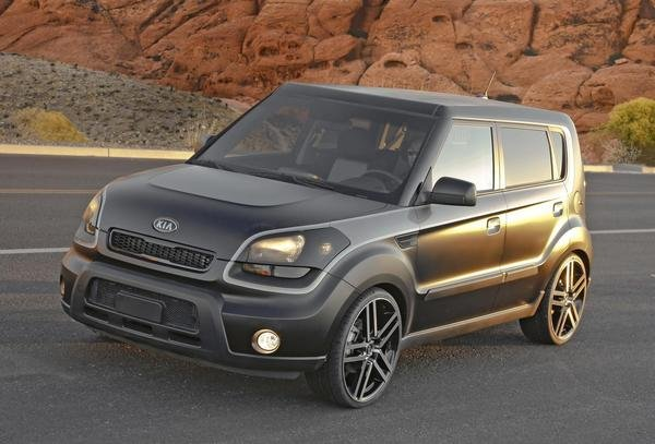 2009 Kia Sinister Soul Car Review Top Speed
