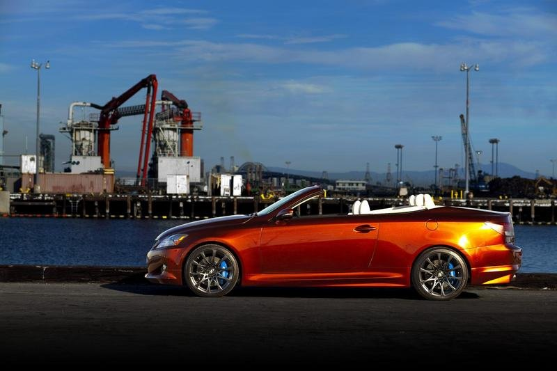 2009 Lexus IS C F-Sport by TRD - image 330996