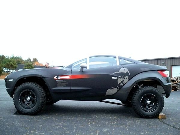 Local Motors Rally Fighter >> Local Motors Rally Fighter Coming At SEMA News - Top Speed