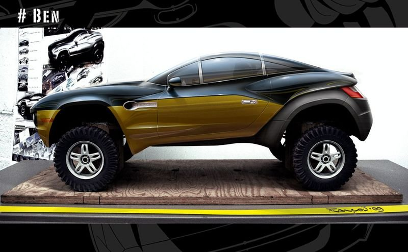 Local Motors Rally Fighter coming at SEMA - image 330902