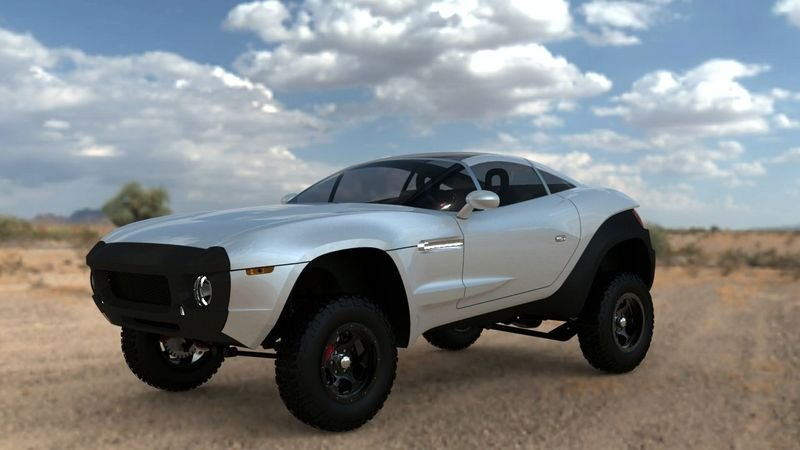 Local Motors Rally Fighter coming at SEMA - image 330907