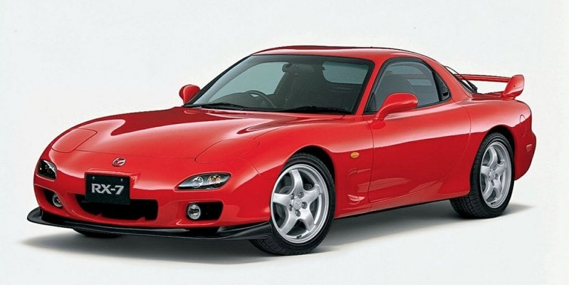 Mazda RX7 Reviews Specs  Prices  Top Speed