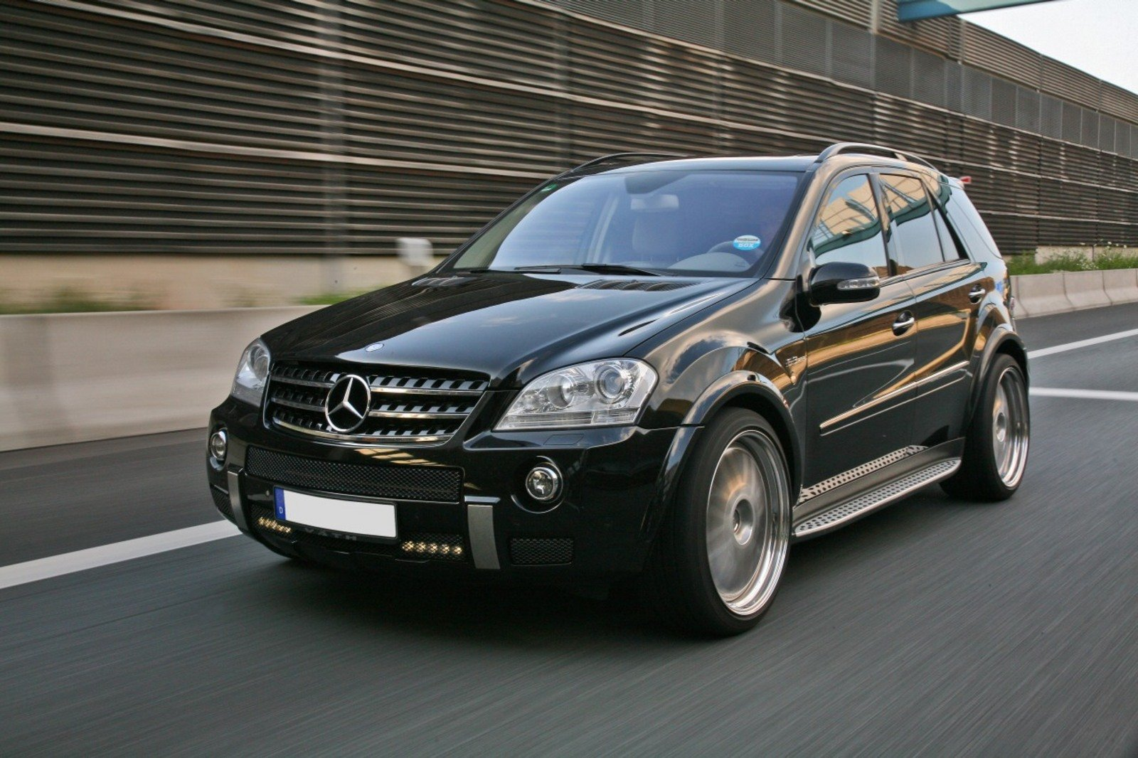 Mercedes benz ml 63 amg by vath news top speed for Mercedes benz ml 63 amg
