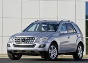 Mercedes ML450 Hybrid 4MATIC