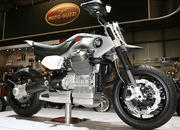Moto Guzzi unveils three amazing concepts at EICMA 2009: V12 LeMans, V12 X and V12 Strada - image 332979