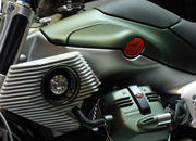 Moto Guzzi unveils three amazing concepts at EICMA 2009: V12 LeMans, V12 X and V12 Strada - image 332980