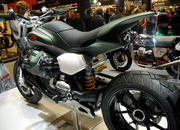 Moto Guzzi unveils three amazing concepts at EICMA 2009: V12 LeMans, V12 X and V12 Strada - image 332982