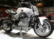 Moto Guzzi unveils three amazing concepts at EICMA 2009: V12 LeMans, V12 X and V12 Strada - image 332969