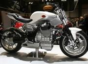 Moto Guzzi unveils three amazing concepts at EICMA 2009: V12 LeMans, V12 X and V12 Strada - image 332970