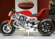 Moto Guzzi unveils three amazing concepts at EICMA 2009: V12 LeMans, V12 X and V12 Strada - image 332972
