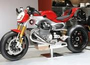 Moto Guzzi unveils three amazing concepts at EICMA 2009: V12 LeMans, V12 X and V12 Strada - image 332973