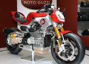 Moto Guzzi unveils three amazing concepts at EICMA 2009: V12 LeMans, V12 X and V12 Strada - image 332976