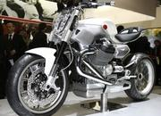 Moto Guzzi unveils three amazing concepts at EICMA 2009: V12 LeMans, V12 X and V12 Strada - image 332968