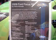 Ford Focus RS at the 2009 SEMA Show - image 333547