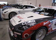 What dreams are made of, one long line of Nissan GT-Rs at the 2009 SEMA Show - image 333554
