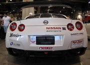 What dreams are made of, one long line of Nissan GT-Rs at the 2009 SEMA Show - image 333559