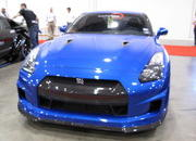 What dreams are made of, one long line of Nissan GT-Rs at the 2009 SEMA Show - image 333565