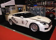 Rally Innovations Nissan GT-R at the 2009 SEMA Show - image 332990