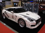 Rally Innovations Nissan GT-R at the 2009 SEMA Show - image 332991