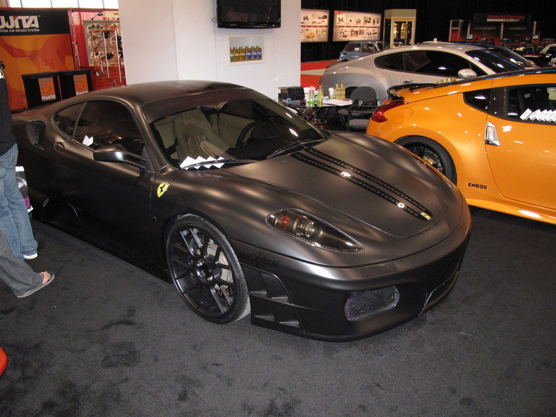 Eneos brings out a few high end rides at the 2009 SEMA Show - image 333083