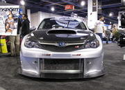 Silver Bullet Time Attack STi at the 2009 SEMA Show - image 333130