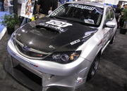 Silver Bullet Time Attack STi at the 2009 SEMA Show - image 333131