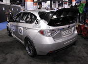 Silver Bullet Time Attack STi at the 2009 SEMA Show - image 333133