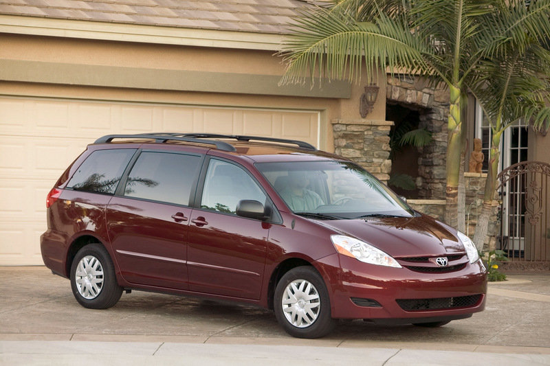 Next-generation Toyota Sienna minivan to make an appearance at the LA Auto Show